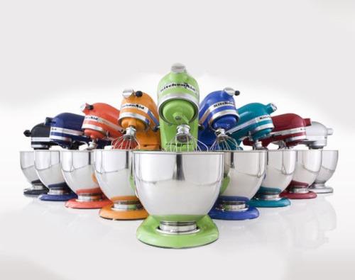 Kitchen aid mixer sizes Photo - 5
