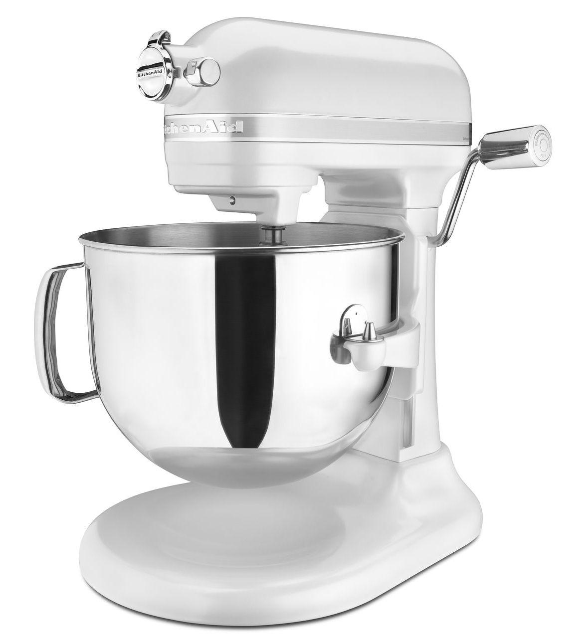 Kitchen aid mixer white Photo - 9