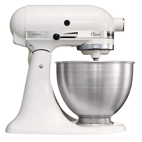 Kitchen aid mixer white Photo - 10
