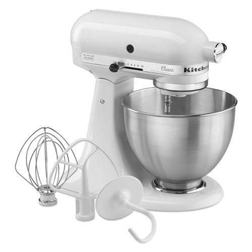Kitchen aid mixer white Photo - 11