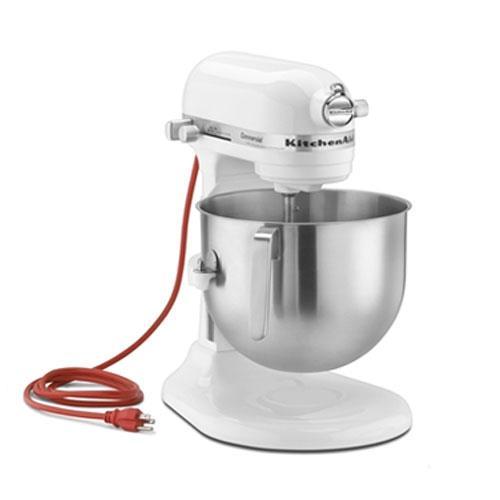 Kitchen aid mixer white Photo - 4