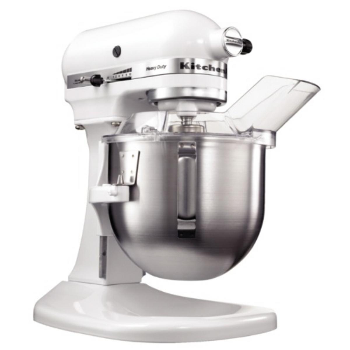 Kitchen aid mixer white Photo - 6