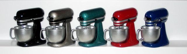 Kitchen aid mixers Photo - 12
