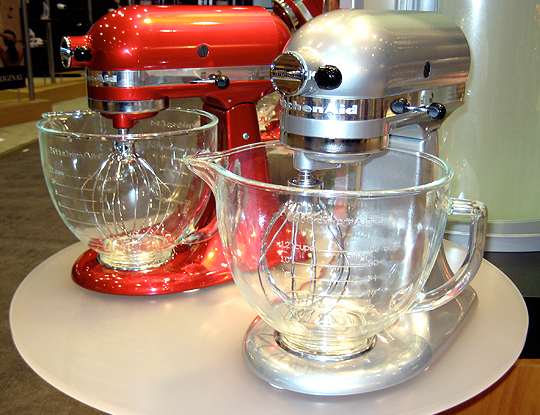 Kitchen aid mixers Photo - 1
