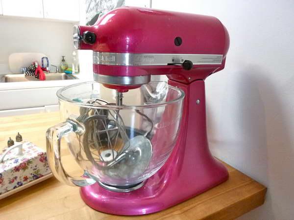 Kitchen aid mixers Photo - 2