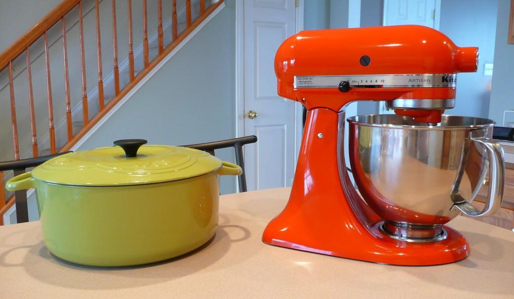 kitchen aid stand mixer kitchen ideas
