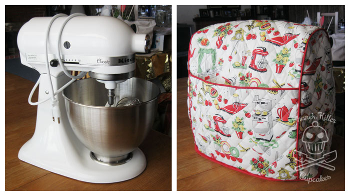 Kitchen aid stand mixer cover Photo - 11