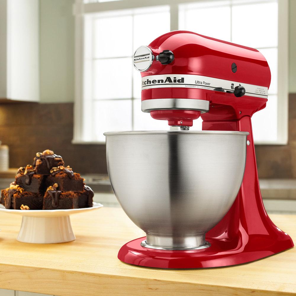 Kitchen aid ultra power mixer Photo - 7