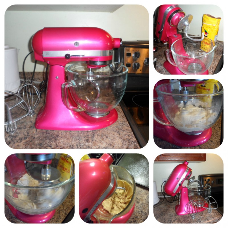 Kitchen aide stand mixer Photo - 2