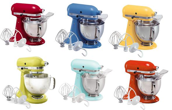 Kitchen aide stand mixer Photo - 4