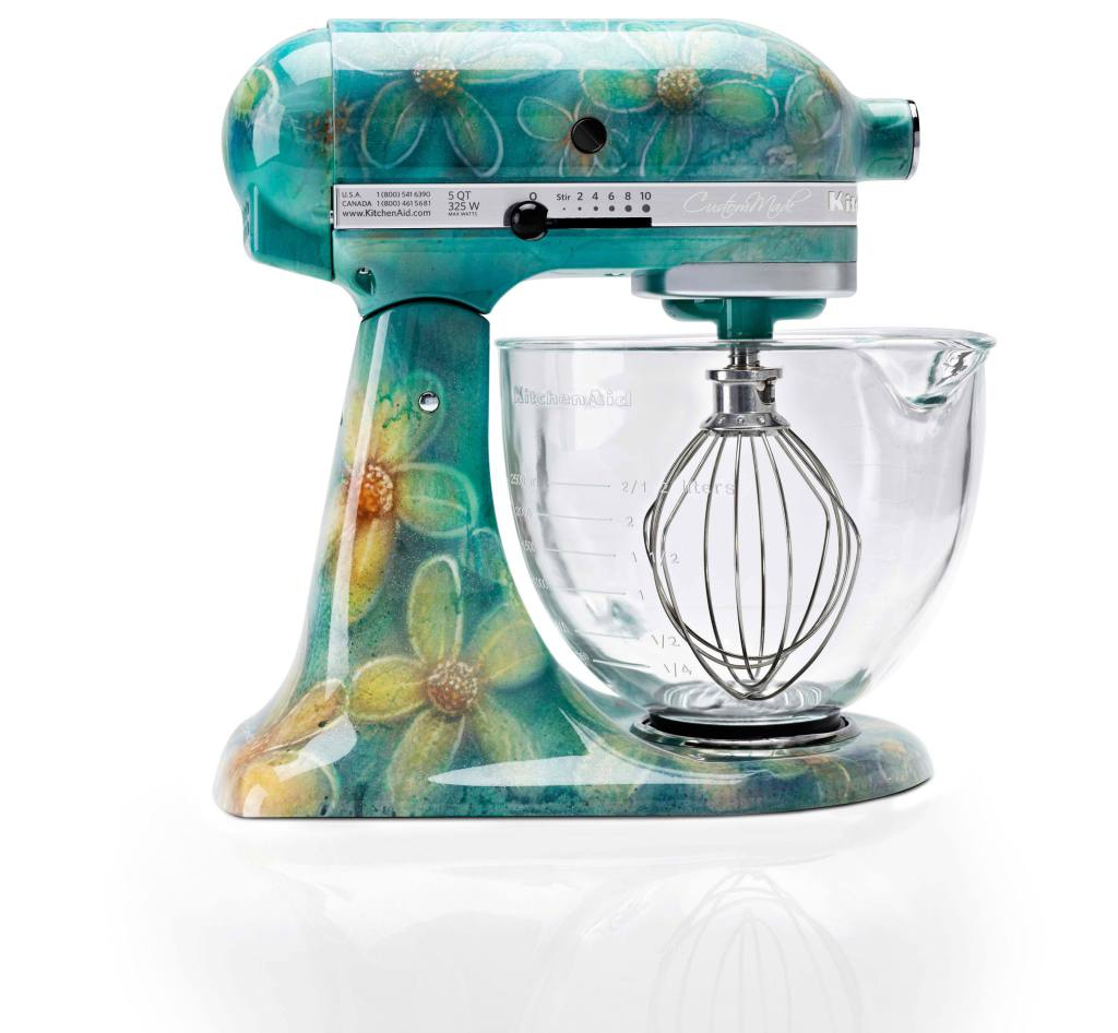 Kitchen aide stand mixer Photo - 5