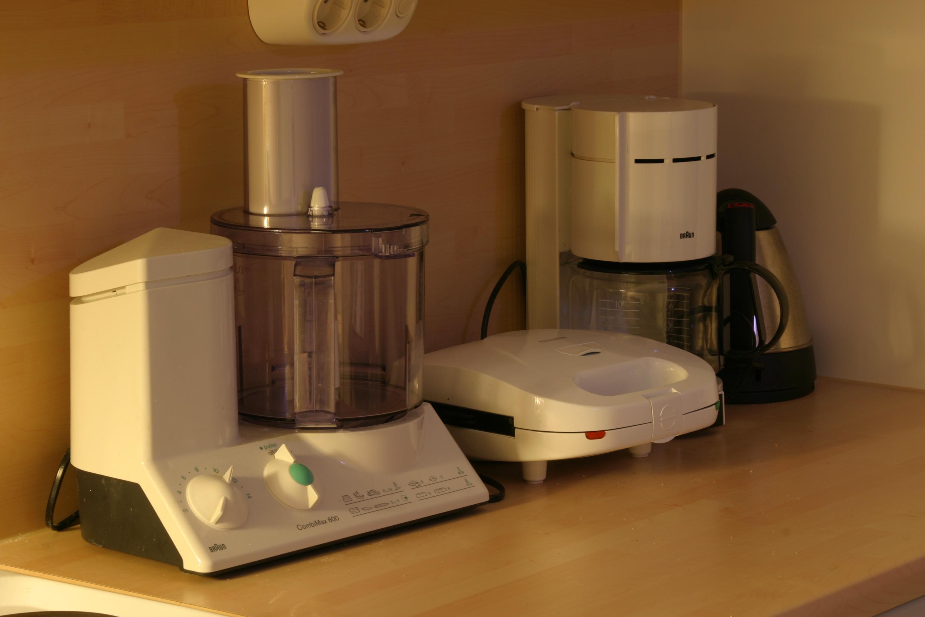 Kitchen appliance list Photo - 7