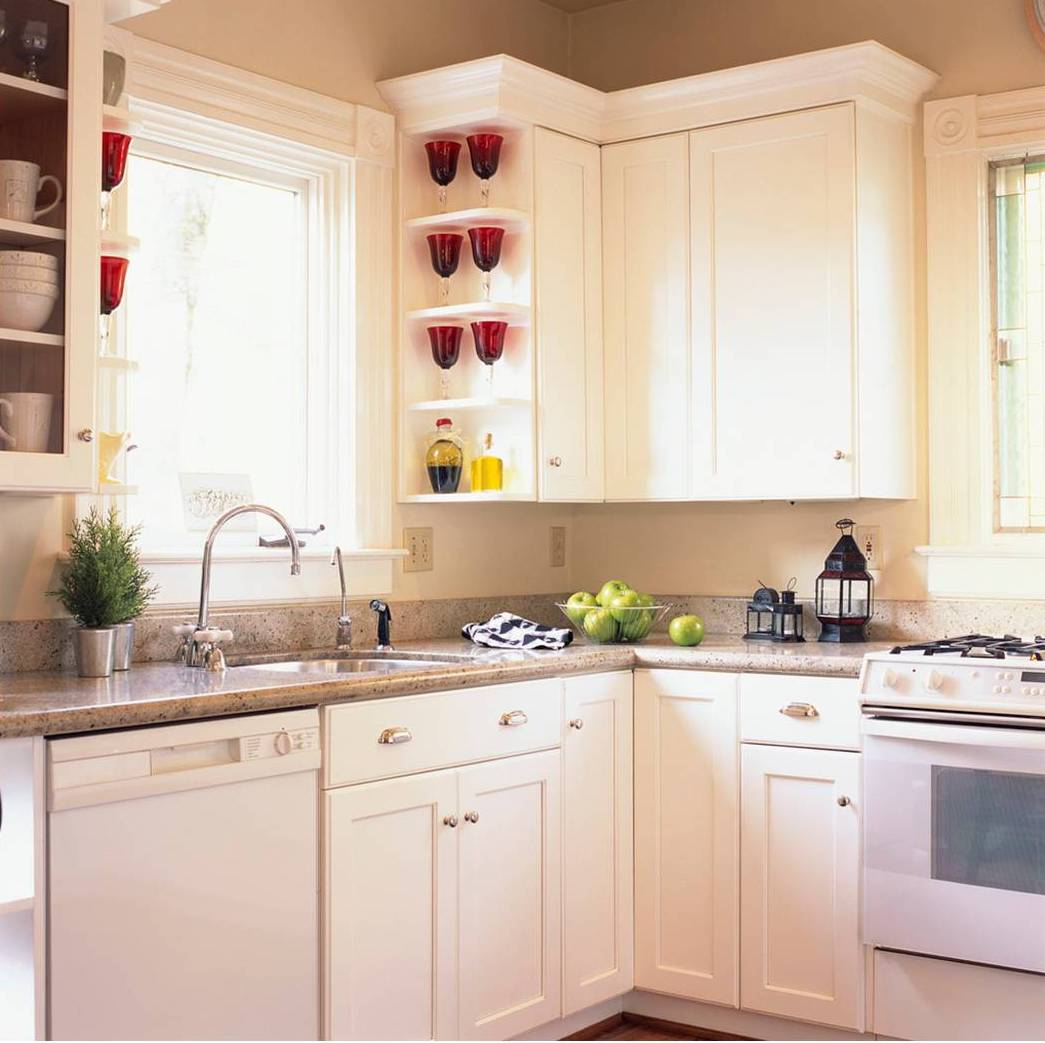 Kitchen armoire cabinets Photo - 1