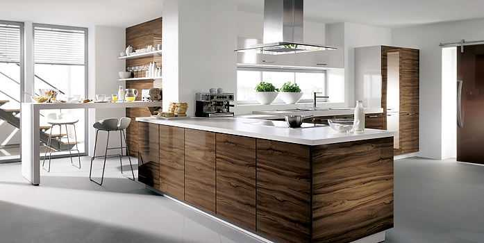 Kitchen armoire cabinets Photo - 8