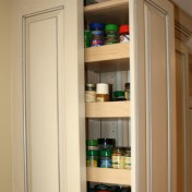 Kitchen art spice rack Photo - 1