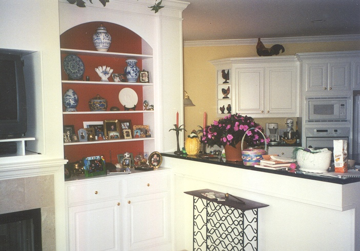 Kitchen bar cabinet Photo - 10