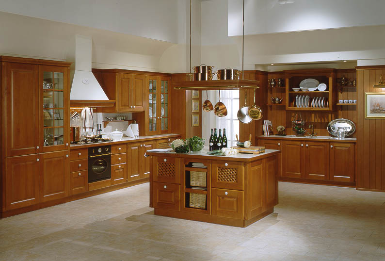 Kitchen bar cabinet Photo - 1