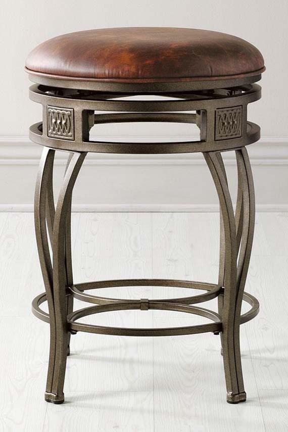 Kitchen bar stools swivel Photo - 1