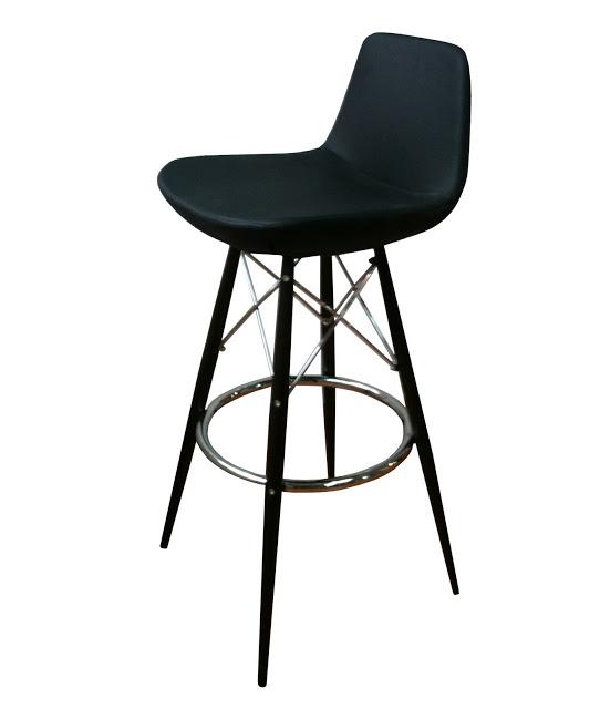 Kitchen bar stools swivel Photo - 4