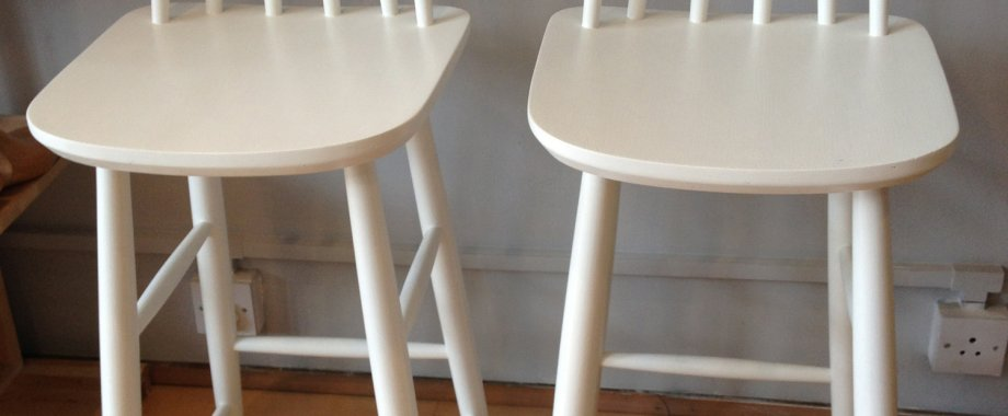 Kitchen bar stools with backs Photo - 6