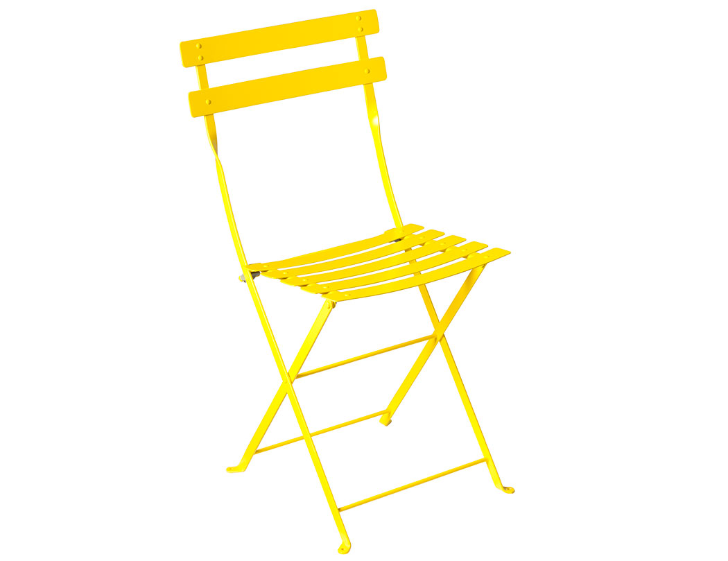 Yellow Bistro Table And Chairs Two A Farm Inspiration Thursday Sets Rattan