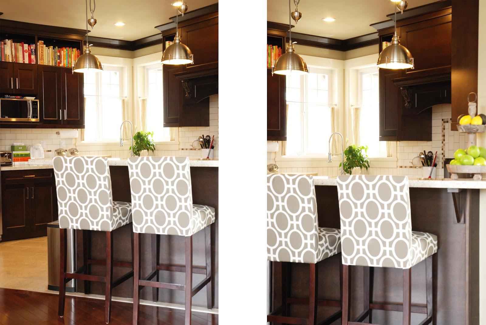 Kitchen breakfast bar stools Photo - 1