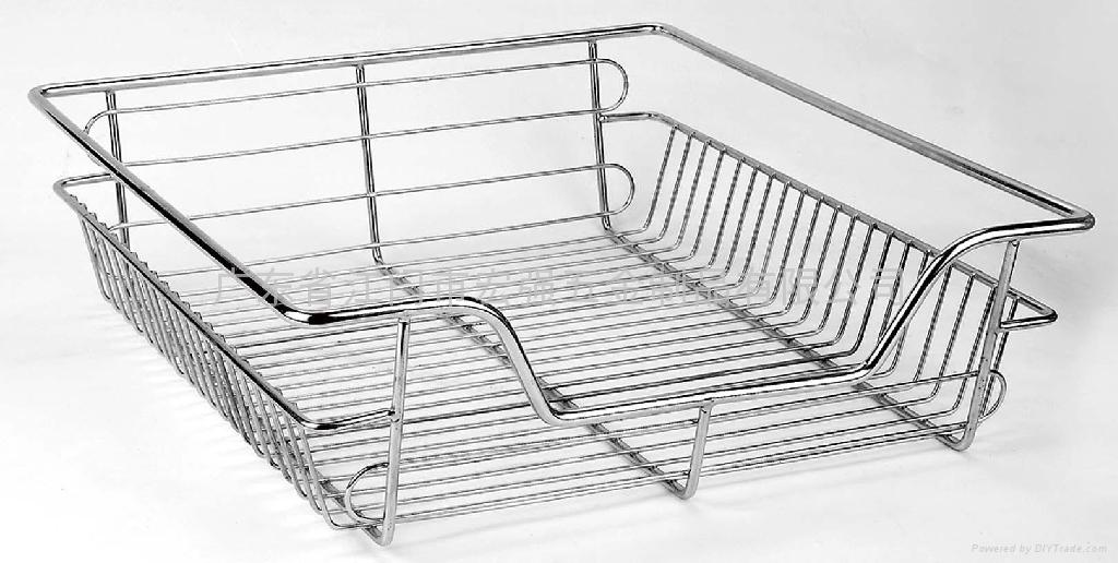 Kitchen cabinet baskets Photo - 3