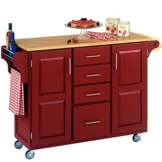 Kitchen cabinet cart Photo - 10