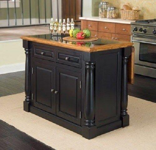 Kitchen cabinet cart Photo - 2