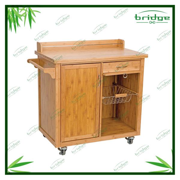 Kitchen cabinet cart Photo - 3