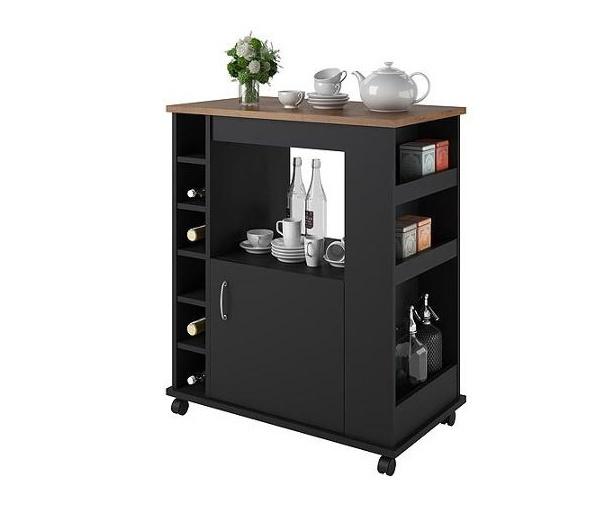 Kitchen cabinet cart Photo - 8