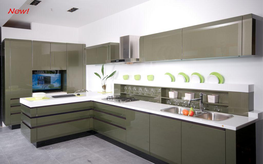 Kitchen cabinet door storage Photo - 6