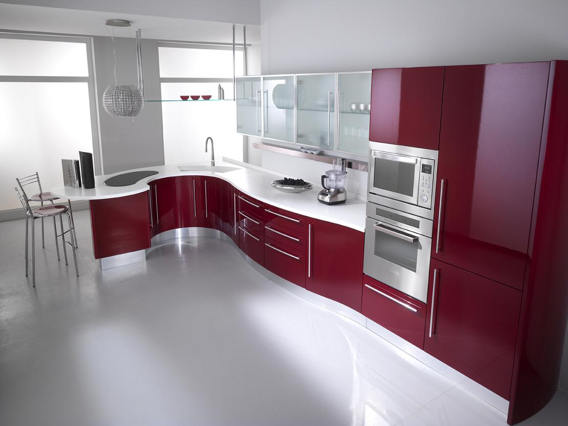 Kitchen cabinet door storage Photo - 7