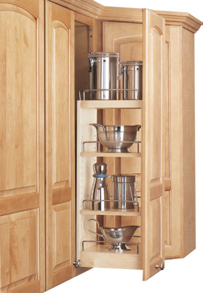 Kitchen cabinet drawer organizers Photo - 4