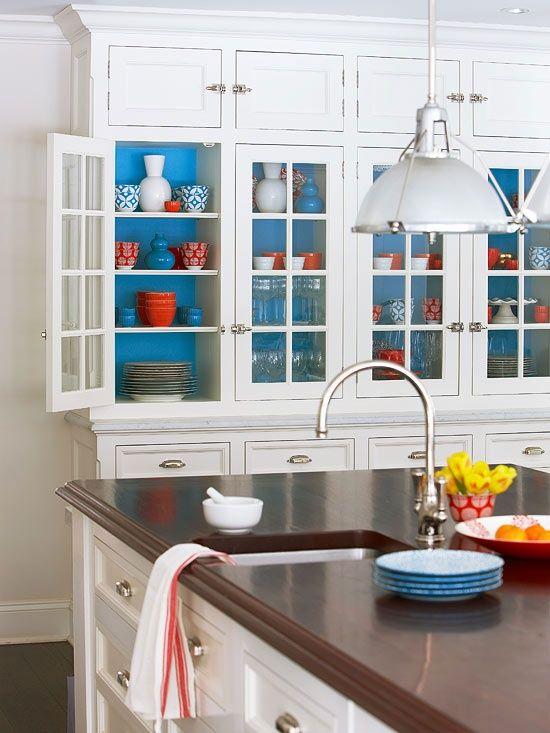 Kitchen cabinet freestanding Photo - 11