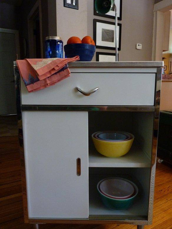 Kitchen cabinet freestanding Photo - 5