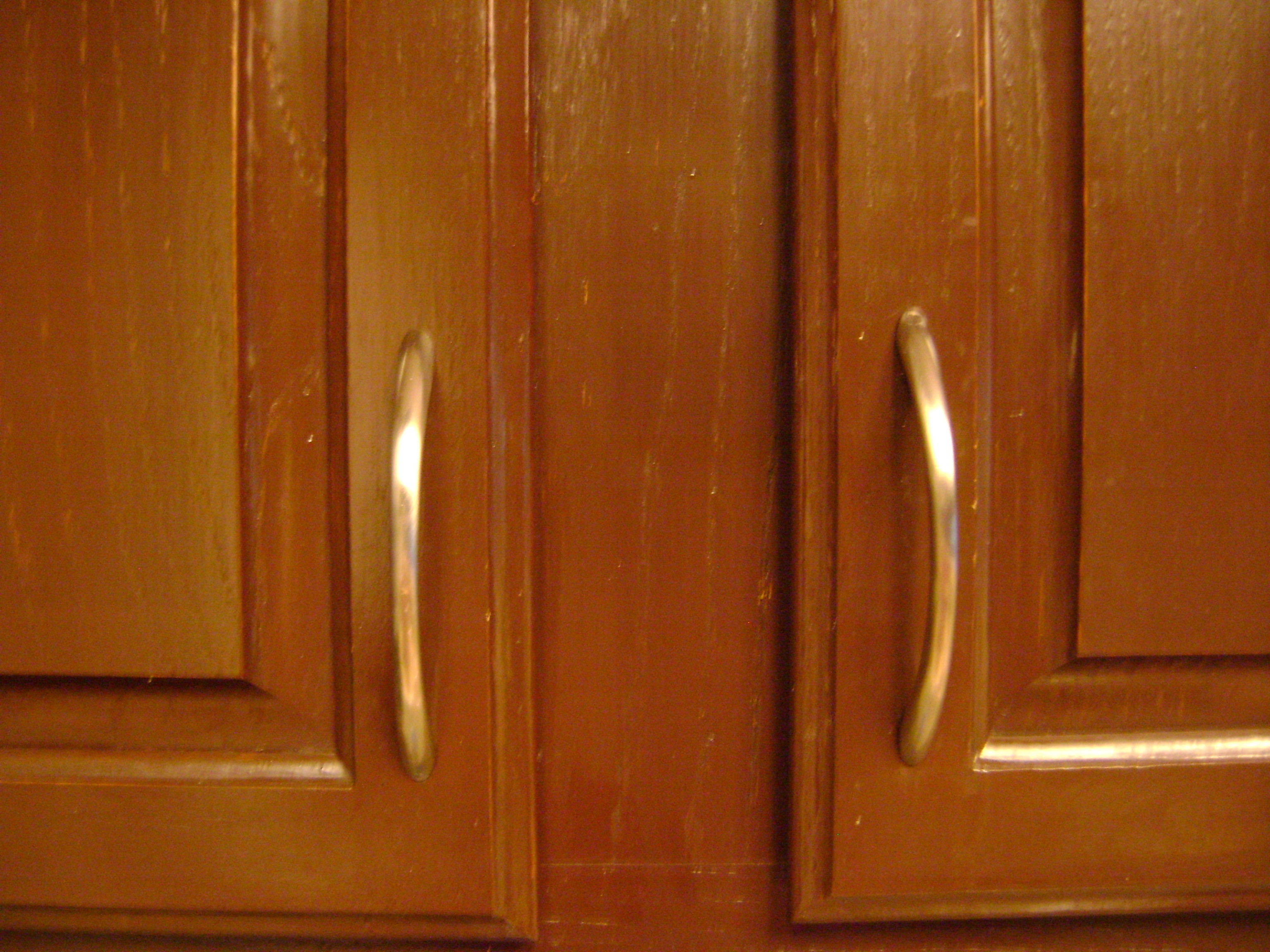 Kitchen cabinet hardware template Photo - 1