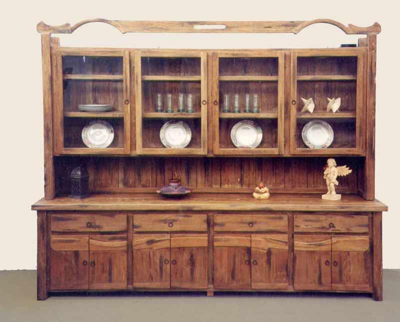 Kitchen cabinet hutch Photo - 6