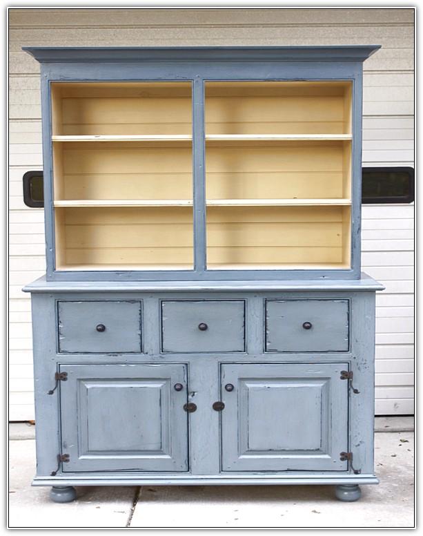 Kitchen cabinet hutch Photo - 8