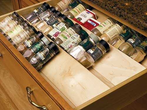 Kitchen cabinet inserts organizers Photo - 10