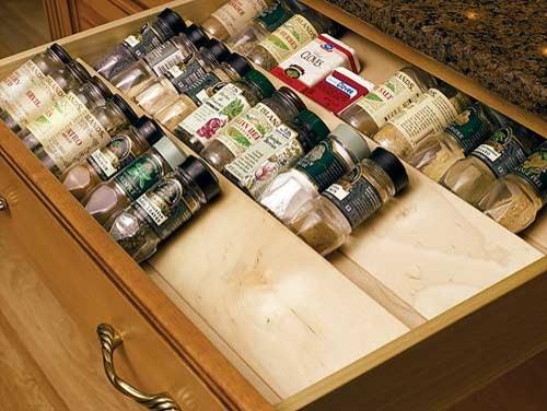 Kitchen Cabinet Inserts - Kitchen