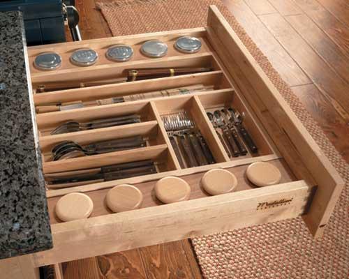 Kitchen cabinet inserts organizers Photo - 1