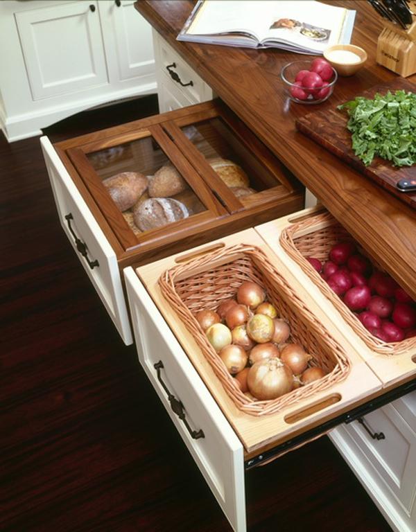 Kitchen cabinet inserts organizers Photo - 8