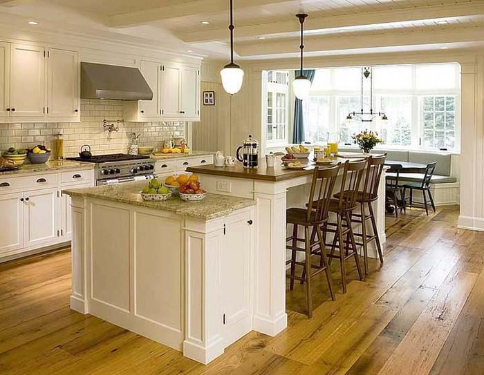 Kitchen cabinet islands Photo - 3