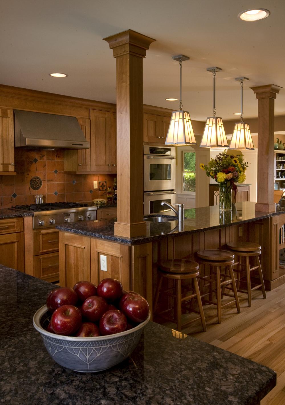 Kitchen cabinet islands Photo - 4