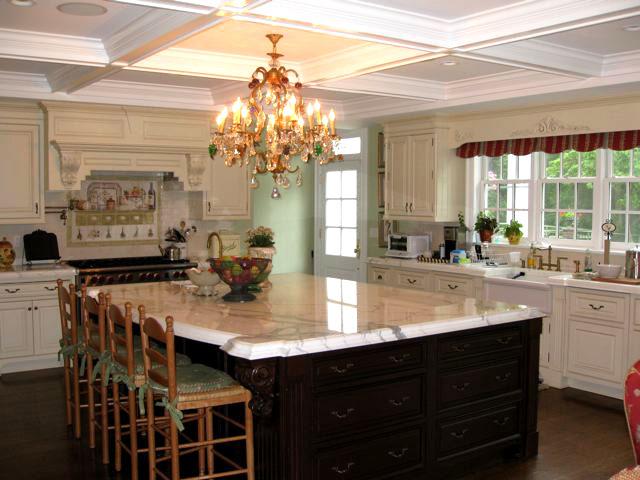 Kitchen cabinet islands Photo - 7