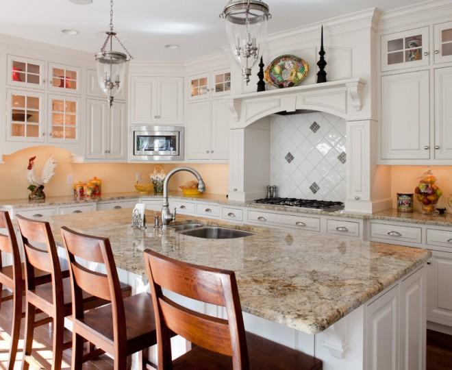 Kitchen cabinet microwave shelf Photo - 6