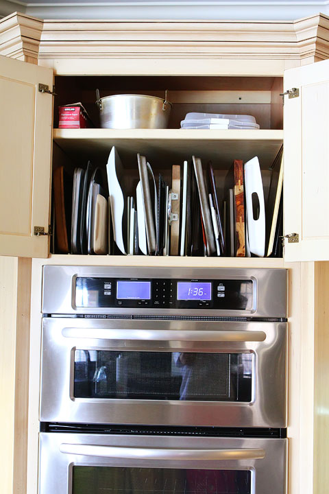 Kitchen cabinet organization products Photo - 9