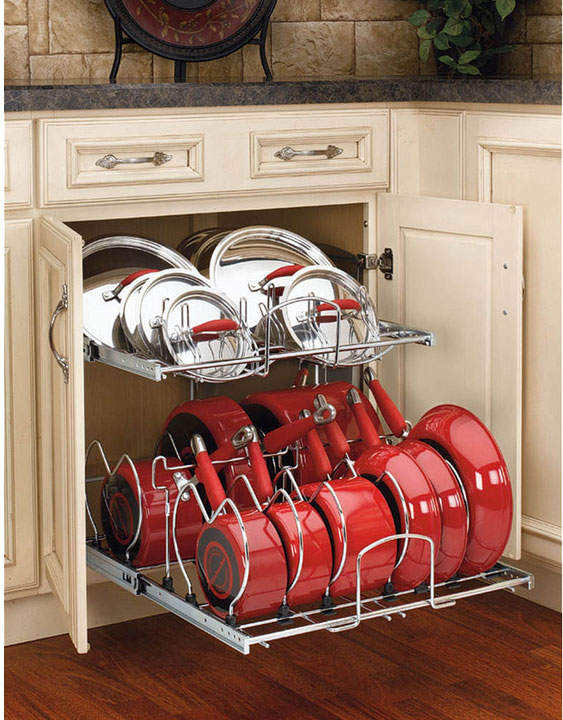 Kitchen cabinet organization products Photo - 1