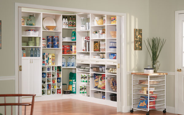 Kitchen cabinet organization systems Photo - 10